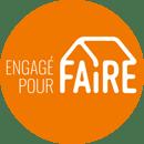 logo Engagé pour FAIRE rond