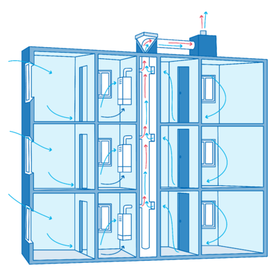 Illustration_conduit_Ventilation mecanique
