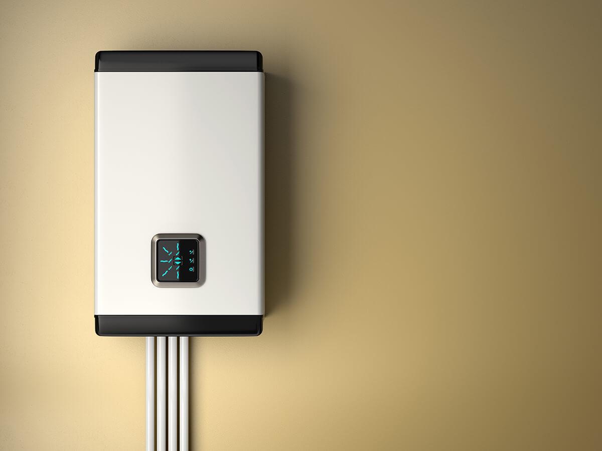 guide de la chaudière électrique
