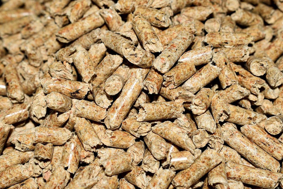 composition des granulés de bois