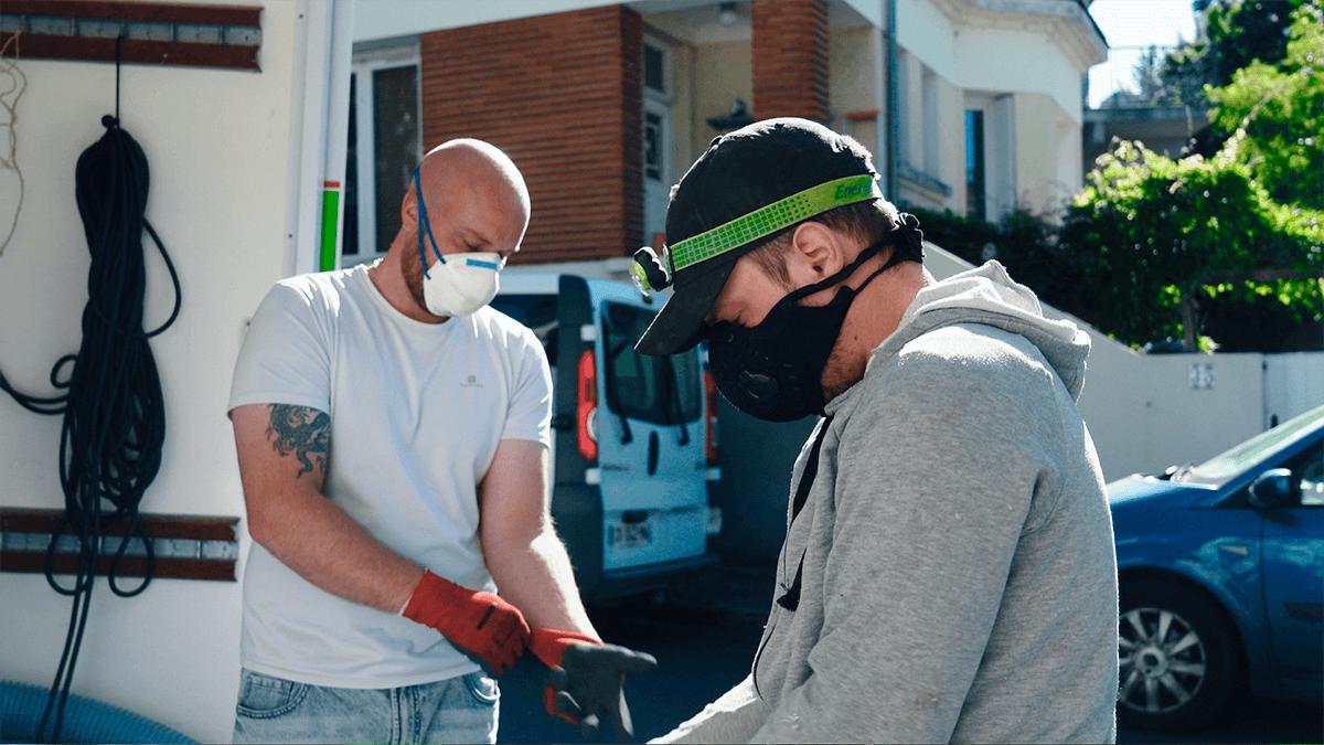 artisans qualifiés RGE rénovation globale