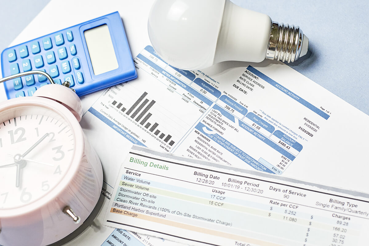 augmentation des prix de l'électricité et du gaz