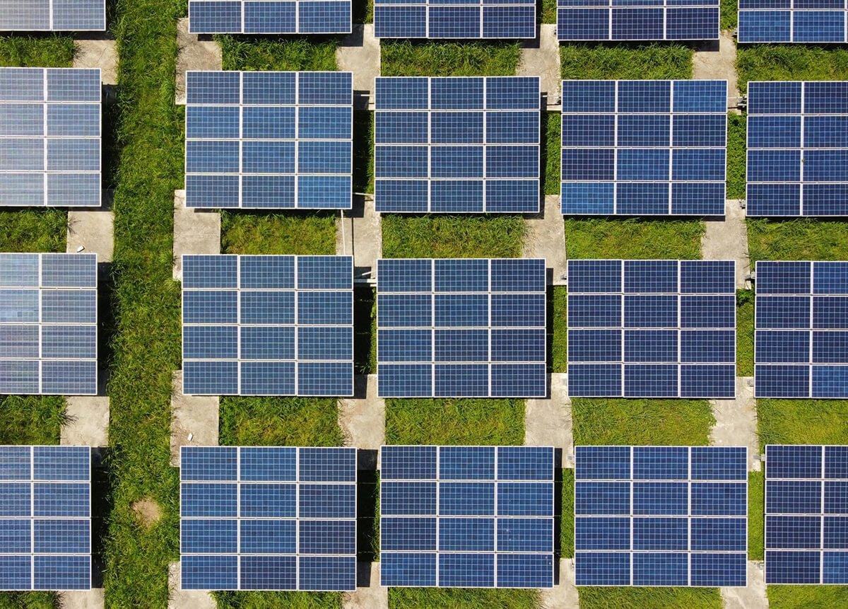 simulation de panneau solaire