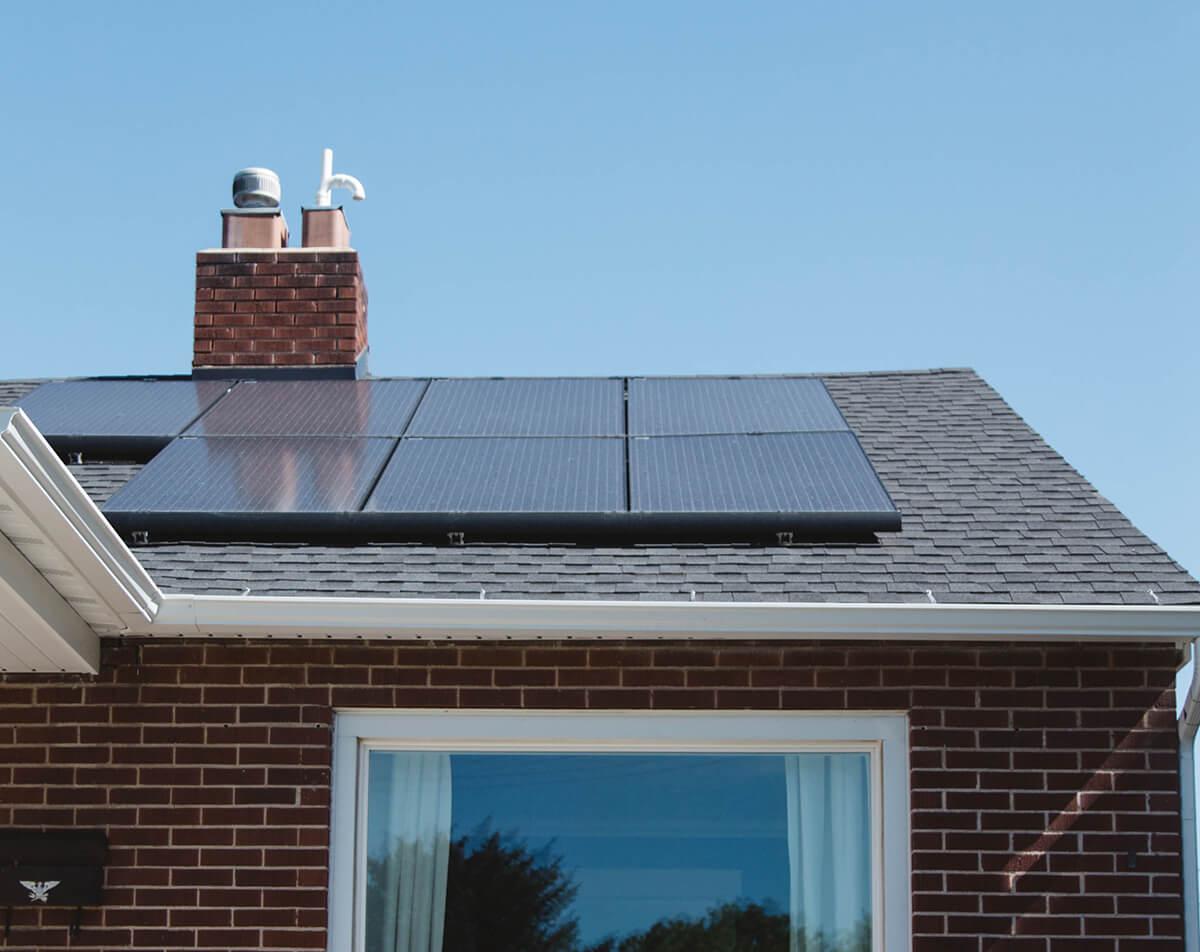 coût installation panneau solaire photovoltaïque toiture